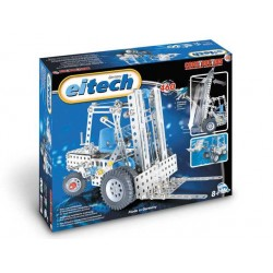EITECH Metal Construction set - C08 Fork / Wheel loader