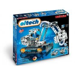 EITECH Metal Construction set - C11 Construction Vehicles