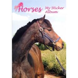 Nalep a odlep - Koně (prázdné)