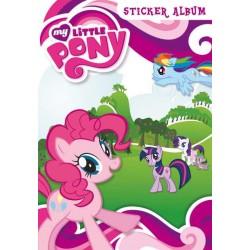 Nalep a odlep - My little Pony (prázdné)
