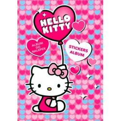 Nalep a odlep - Hello Kitty (prázdné)