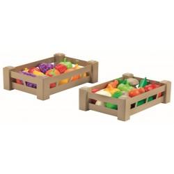 Prepravka s ovocím alebo zeleninou