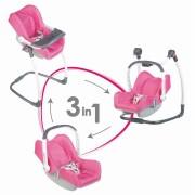 3v1 Autosedačka a stolička Maxi Cosi pre bábiky