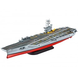 Plastic ModelKit loď 05814 - U.S.S. Nimitz (CVN-68) (1:1200)
