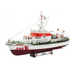 Plastic modelKit loď 05211 - Search & Rescue Vessel BERLIN (1:72)