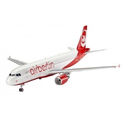 Plastic ModelKit letadlo 04861 - Airbus A320 AirBerlin (1:144)