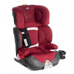 Autosedačka Oasys 2-3 FixPlus Evo Red Passion 15-36kg