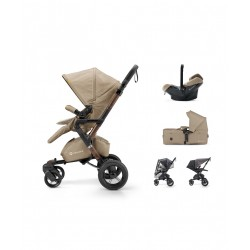 Mobility Set Neo Air.Safe+Scout Powder Beige Concord 2017