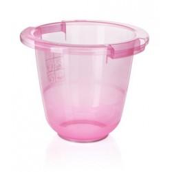 Vanička TummyTub vedro ružová