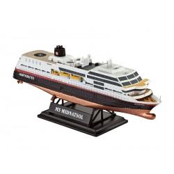 Plastic ModelKit loď 05817 - MS Midnatsol (Hurtigruten)
