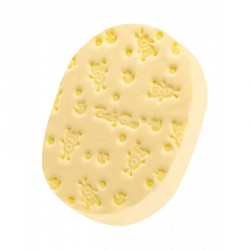 Hubka na umývanie Žltá