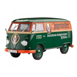 Plastic ModelKit auto 07076 - VW T1 Transporter (Kastenwagen) (1:24)