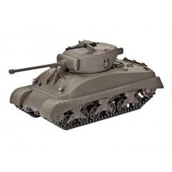 Plastic ModelKit tank 03196 - M4A1 Sherman (1:72)