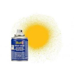 Barva Revell ve spreji - 34115: matná žlutá (yellow mat)