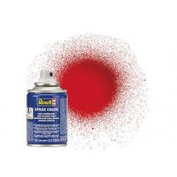 Barva Revell ve spreji - 34131: leská ohnivě rudá (fiery red gloss)