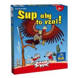 SUP ABY TO VZAL! - karetní hra