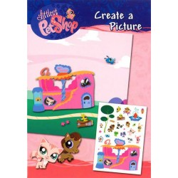 Nalep a odlep - Littlest Pet Shop
