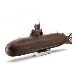 Plastic ModelKit ponorka 05019 - German Submarine U212A class (1:144)