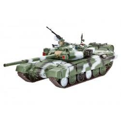 Plastic ModelKit tank 03301 - Russian Battle Tank T-90A (1:72)