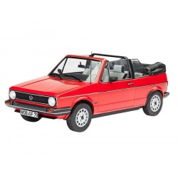 Plastic ModelKit auto 07071 - VW Golf 1 Cabriolet (1:24)