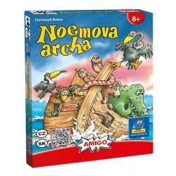 NOEMOVA ARCHA - karetní hra