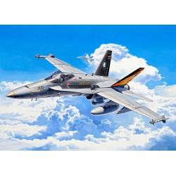 Plastic ModelKit letadlo 04894 - F/A-18C Hornet (1:72)