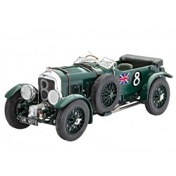 Plastic ModelKit auto 07007 - Bentley Blower (1:24)