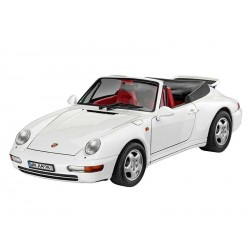 Plastic ModelKit auto 07063 - Porsche 911 Carrera Cabrio (1:24)