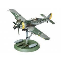 Plastic ModelKit letadlo 04869 - Focke Wulf Fw190 F-8 (1:32)