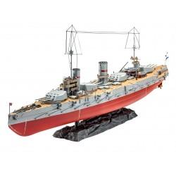 Plastic ModelKit loď 05137 - Russian Battleship Gangut (WW I) (1:350)