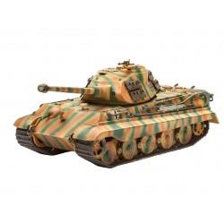 Plastic ModelKit tank 03138 - Tiger II Ausf. B (Porsche Prototype Turret) (1:72)