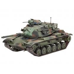 Plastic ModelKit tank 03140 - M60 A3 (1:72)