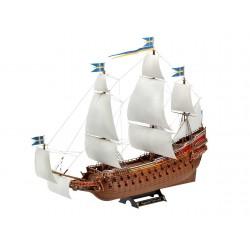"Gift-Set 05719 - Royal Swedish Warship ""VASA"" (1:150)"