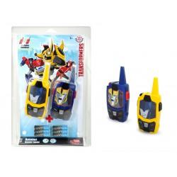 Transformers Vysielačky Walkie Talkie, 2 druhy