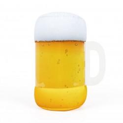 Vankúš v tvare piva