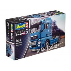 Plastic ModelKit auto 07426 - MAN TGX XLX (1:24)