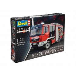 Plastic ModelKit auto 07452 - Schlingmann HLF 20 (MAN TGM Euro 6) (1:24)
