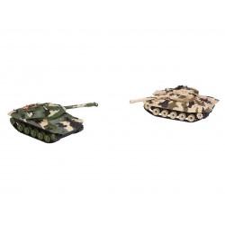 Bojové tanky REVEL 24224 - POWER TRACKS