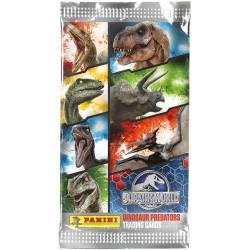 JURASSIC WORLD - sběratelské karty (TOPPS - TOp Produkt Pro Sběratele)