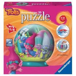 Trollové puzzleball 72 dielikov