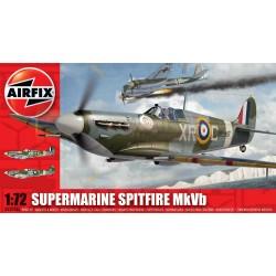 Classic Kit letadlo A02046A - Supermarine Spitfire MkVb (1:72)
