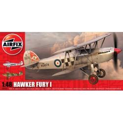Classic Kit letadlo A04103 - Hawker Fury (1:48)