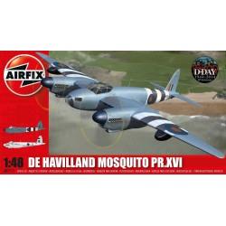 Classic Kit letadlo A07112 - de Havilland Mosquito /PRXVI (1:48)