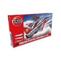 Classic Kit letadlo A09179 - English Electric Lightning F.1/F.1A (1:48) - reedice