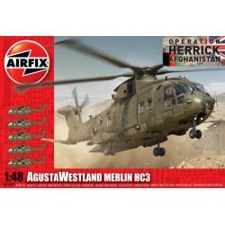 Classic Kit vrtulník A14101 - AgustaWestland Merlin HC3 (1:48)