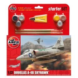 Starter Set letadlo A55203 - Douglas A-4 Skyhawk (1:72)