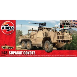 Classic Kit military A06302 - Supacat HMT600 Coyote (1:48)