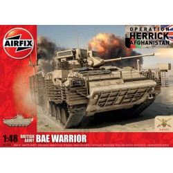Classic Kit tank A07300 - British Forces – BAe Warrior (1:48)