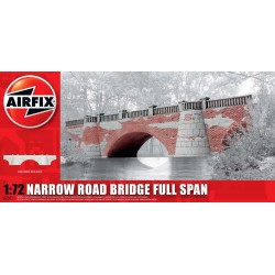 Classic Kit budova A75011 - Narrow Road Bridge Full Span (1:72)