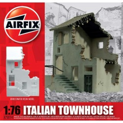 Classic Kit budova A75014 - Italian Townhouse (1:76)